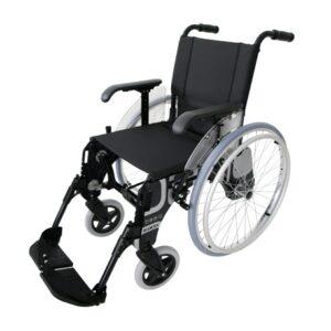 Silla de ruedas BASIC R600